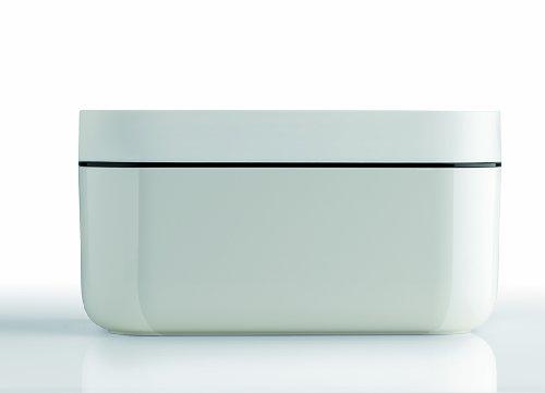 Lékué Eisbereiter-Box 12 x 22 x 17 cm in weiß, Kunststoff, 12x22x8 cm