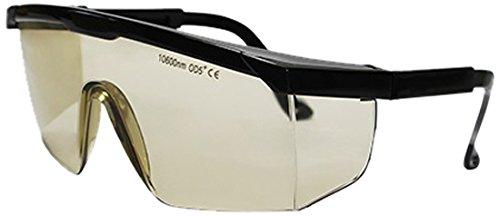 Lightobject LSR-EP4 CO2 Laser Eyes Protection Glasses/Goggle, 10600 nanometer