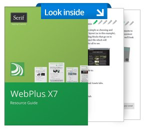 WebPlus X7 Resource Guide