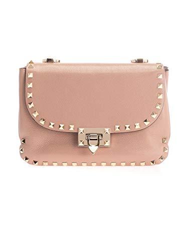 Valentino Luxury Fashion Donna SW0B0F12GHFGF9 Rosa Borsa A Spalla | Autunno Inverno 19