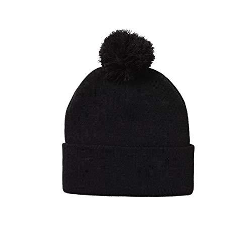 Sportsman Blank 12' Pom Knit Black