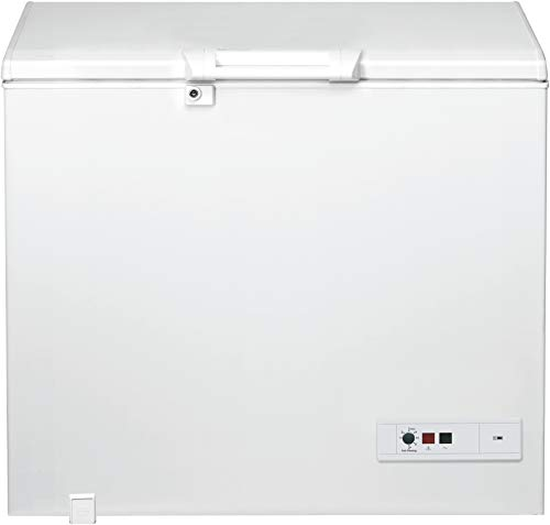 Bauknecht GT 270 2 Gefriertruhe / 252 L / Space-Max/ Door Balance/ Supergefrierfunktion / Innenbeleuchtung/ Kindersicherung