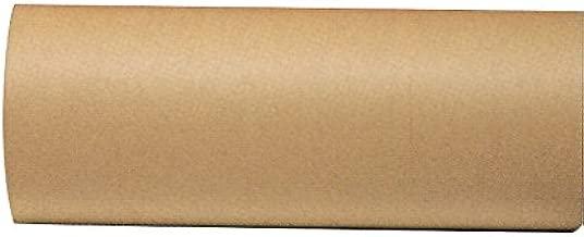 School Smart Butcher Kraft Paper Roll, 40 lb, 36 Inches x 1000 Feet, Brown - 085445