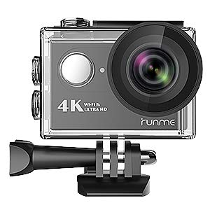 Visit the TEC.BEAN Action Camera 4K 16MP WiFi Underwater Camera Anti-Shake 170° Wide Angle Waterproof Camera with 2 Rechargeable Batteries and Mounting Accessories Kit on Amazon.