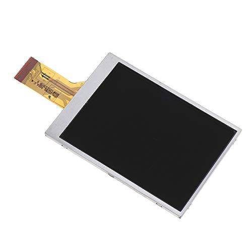 Fenteer Sostituzione dello Schermo del Monitor della Fotocamera LCD Adatto per Nikon Coolpix A10, A100, Nero