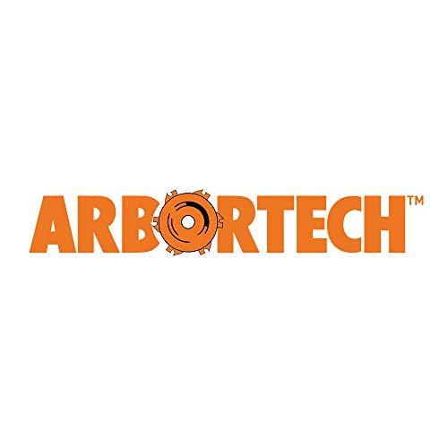 ARBORTECH TURBO Shaft | Ø 20 mm Fräs Aufsatz für Winkelschleifer zur Holzbearbeitung - 7