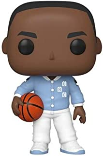 Funko- Pop Basketball: UNC-Michael Jordan (Warm Ups) Juguete