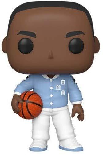 Funko Pop-Basketball: UNC-Michael Jordan (Warm Ups) Sammelspielzeug, Mehrfarbig
