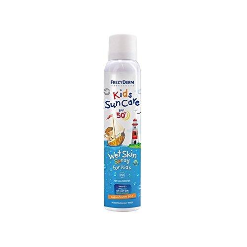Frezyderm Kids Suncare Wet Skin Spray Spf50+ 200ml