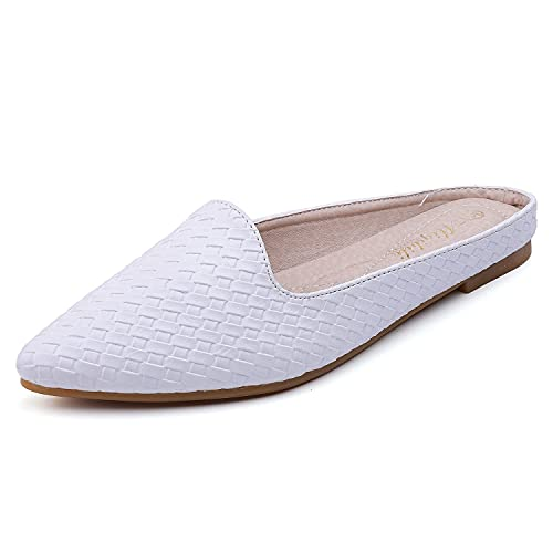 Top 10 best selling list for leather woven flat shoes