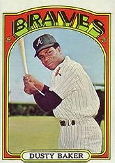 1972 topps baseball