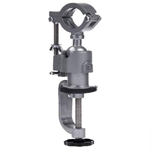Clamp-on, 360 drehbare Tischplattenhalter Bohrständer, machen die Mühle flach 26mm