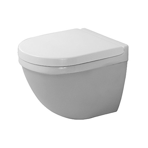 Duravit 2227090092 Toilet Bowl Wall-Mounted