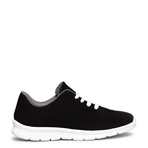Zapatos miMaO. Zapatillas de Piel Hechas en España. Zapatillas de Mujer Ligeras y Cómodas con Tecnología del Confort