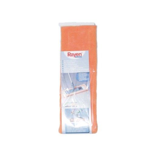 Rayen 6301 tête Balai à Franges Microfibre, Microfiber, Rose, 45x9x2 cm
