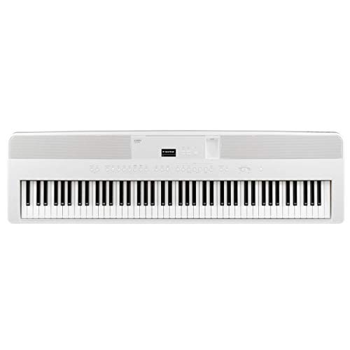 Kawai ES520 Digital Piano (White)