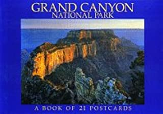 Grand Canyon National Park: A Book of 21 Postcards
