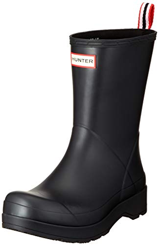 HUNTER Original Play Boot Short Black 7 M