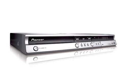 Affordable PIONEER DVR-320 MultiZone DVD Recorder and Player