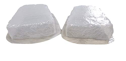Textured Face & Back Retaining Wall Block Mold Set of 2 3003