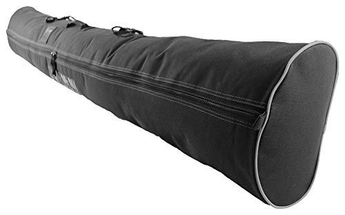 Element Equipment Ski Bag with Shoulder Strap Black/Grey 190