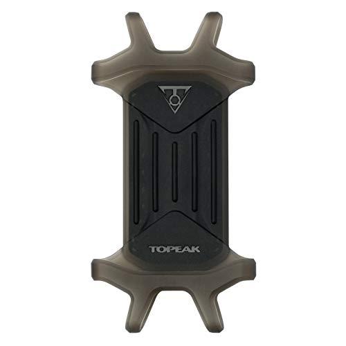 TOPEAK Unisex– Erwachsene Omni RideCase Handyhalter, braun, 13,1cm