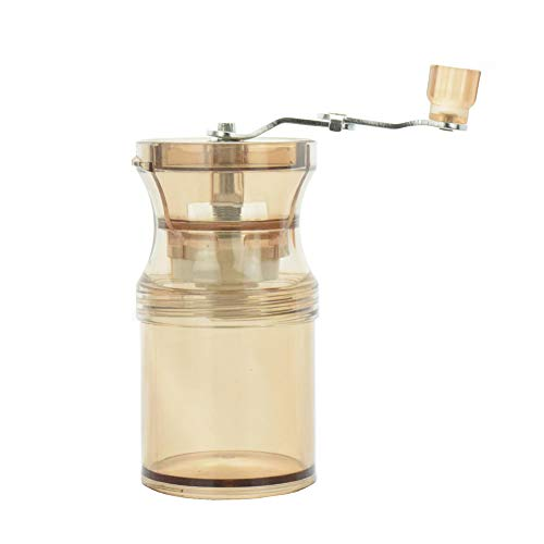 Manual Coffee Grinder Household Hand Grinder Grinder Ceramic Grinding Core Mini Portable Manual Coffee Machine, Hand Grinding Coffee Tastes Best