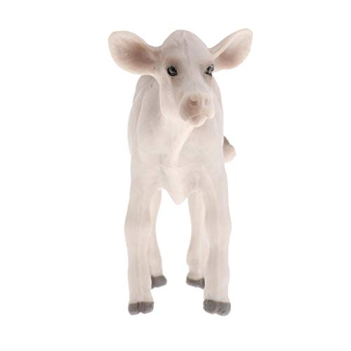 Hellery Figuras Modelo de Animales simulados Juguetes Figuras realistas colección de Figuras de Animales Que juegan Figuras de Animales en Miniatura para - 7.5x2.5x4.2cm