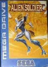Alien Soldier [Megadrive FR]