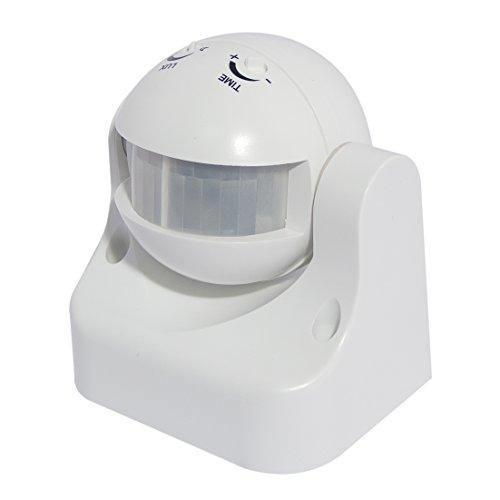 Chacon 34302 Detecteur de mouvement pir 180° -blanc