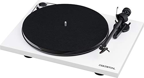 Pro-Ject Essential III Blanco
