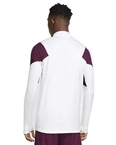 Camiseta de entrenamiento NIKE VAPORKNIT PARIS SAINT-GE 1 2020 -masdeporte
