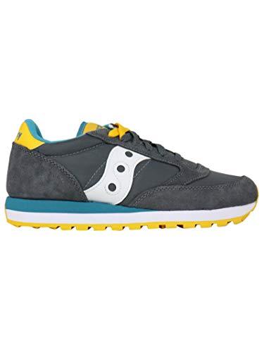 Saucony Fashion Man 2044560 Zapatillas de ante gris | Temporada Permanente, color...