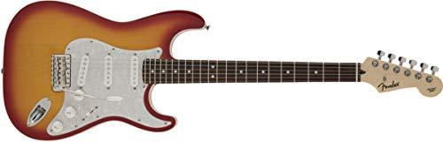 Fender MIJ FSR Aerodyne Stratocaster Sienna Sunburst w/Gig Bag