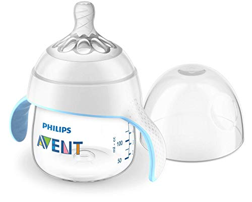 Philips AVENT SCF262/06 Natural Trinklernbecher ab 4. Monat, transparent