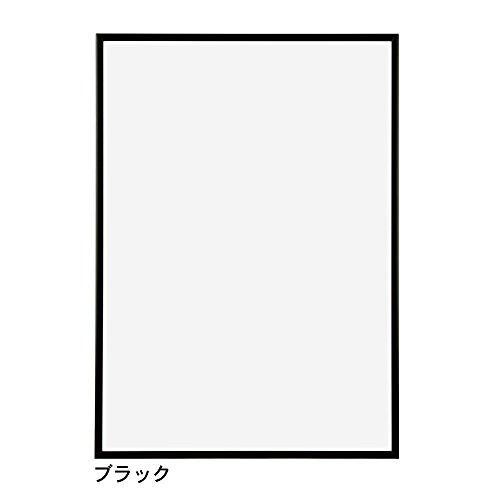 APJ フレーム フィットフレーム ポスターサイズ 610X915 ブラック 0020195326