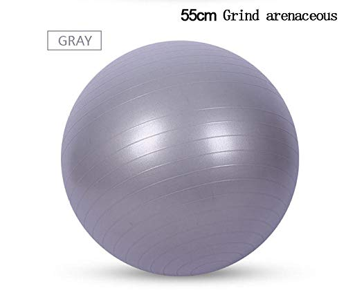 YSCYLY zwangerschapsbal, 25 cm / 55 cm / 65 cm / 75 cm workout fitnessbal, pvc-schuim yoga workout gym oefening