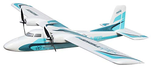 Multiplex TwinStar ND RC Motorflugmodell RR 1420 mm
