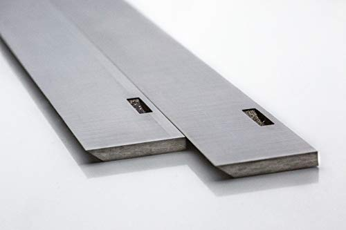 Lame di ricambio per pialla Dewalt, 6pezzi, in acciaio super rapido (HSS), DE7333 D27300 T DW733S