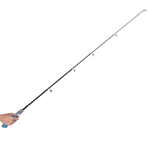 Redxiao 【 】 Caña de Pescar Corta, Gorra de protección Blanca de...