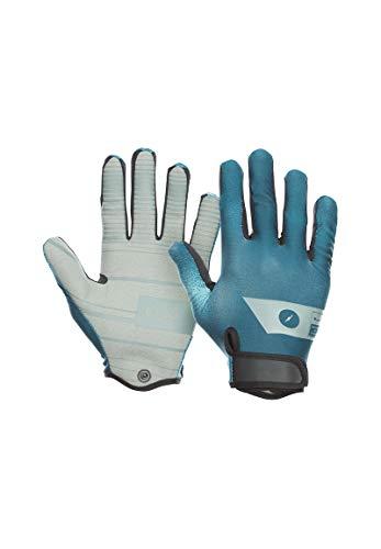 Ion Amara Gloves Full Finger-Green/Blue-M