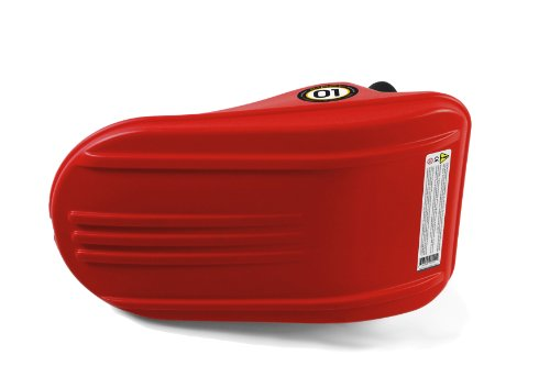 Zipfy Mini Toboggan - 53.3 x 33cm, Red