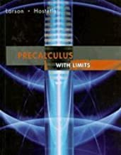 pre calculus without limits textbook