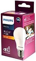 Philips Ledbulb 8-60W E27 2700K Sarı Işık