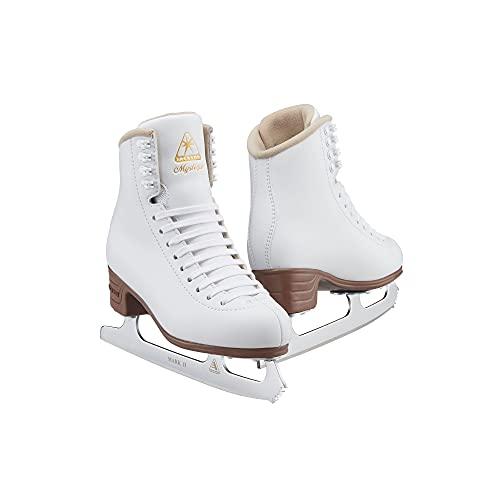 Jackson Ultima Mystique Figure Skates for Women and Girls in White|...