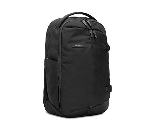 Timbuk2 Unisex's Never Check Expandable Backpack, Jet Black, One Size