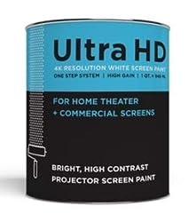 commercial Ultra HD Premium Screen Color (Quarts) silver screen behr