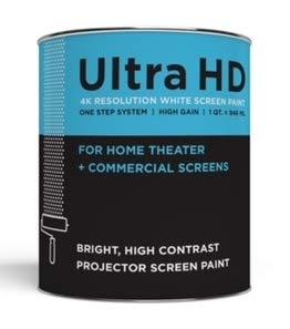 Ultra HD Premium Screen Paint (Quart)