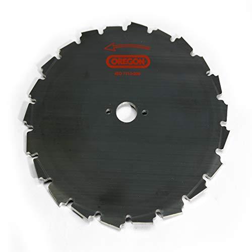 Oregon 110977 Sägeblatt, 225 mm, 25,4 mm