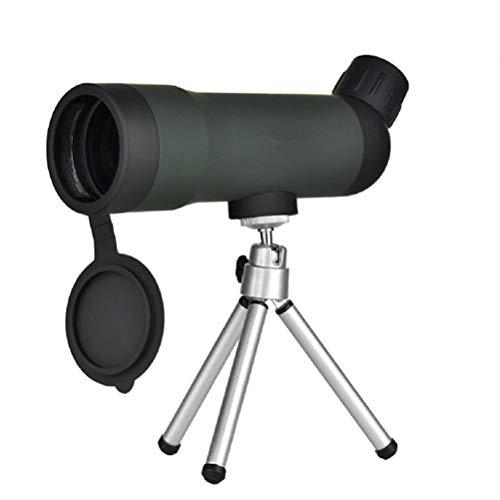 Visores De Observación 20-50X50 para Observación De Aves, Película HD Green Coating, Prisma Porro, con Trípode, Adecuado para Acampar, Tiro Al Blanco Y Actividades Al Aire Libre